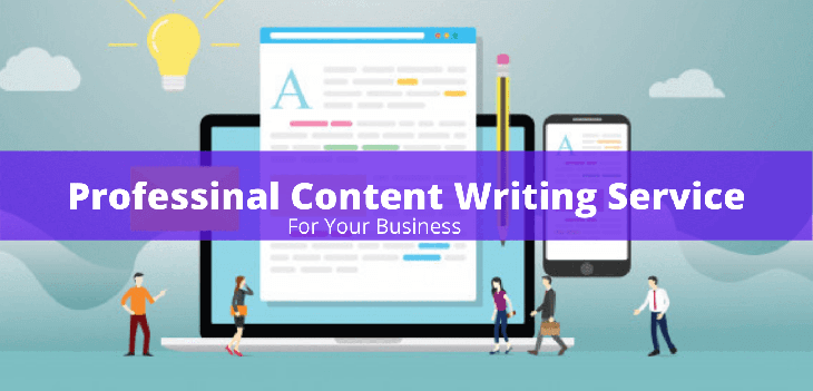Excellent Content Writing Services